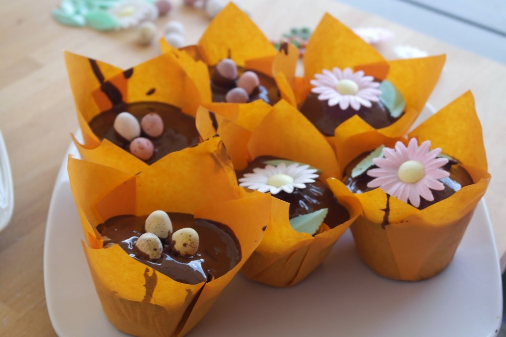 cupcakes pascua easter