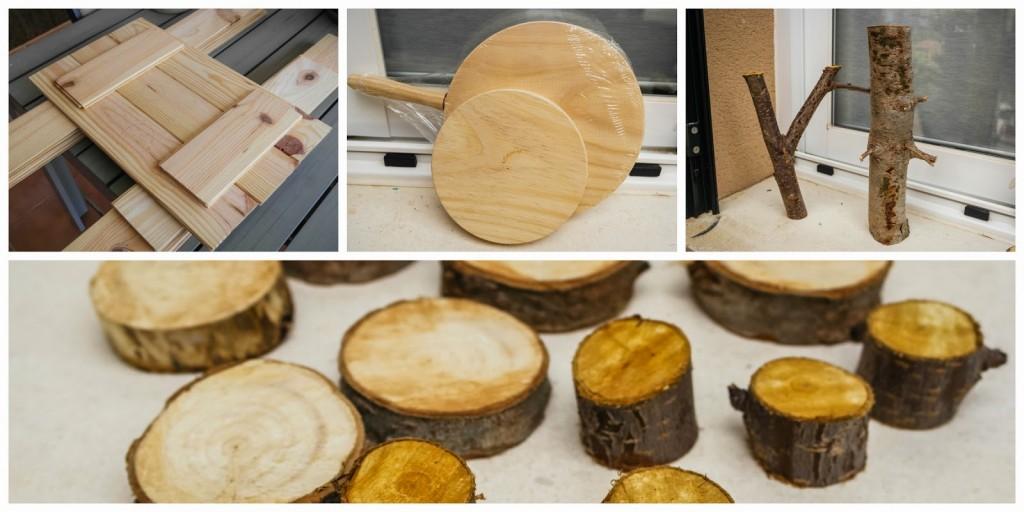 maderas casa del arbol diy