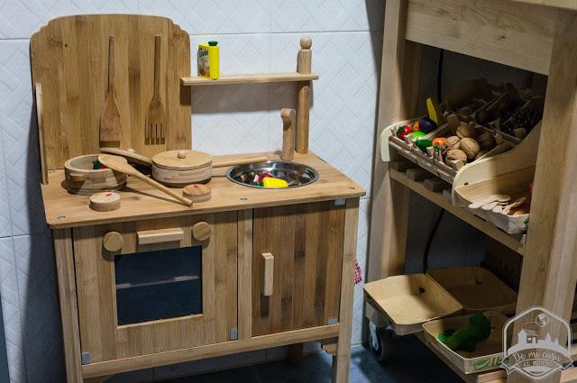 Por qu las cocinas de juguete deben estar en la cocina de - Cocinas hechas a mano ...