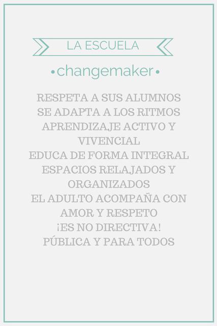 EscuelaChangemaker
