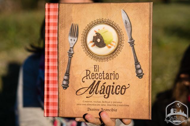 recetario mágico