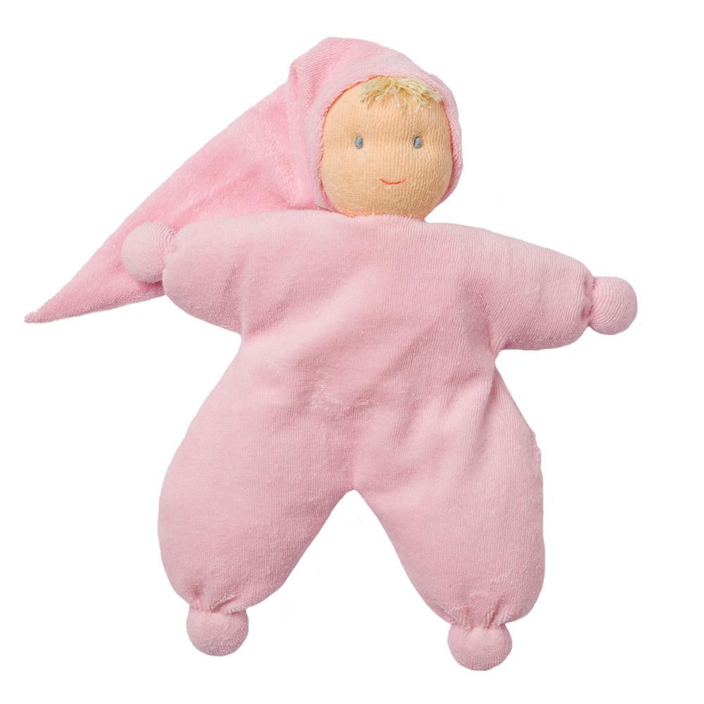 muñeca de abrazar