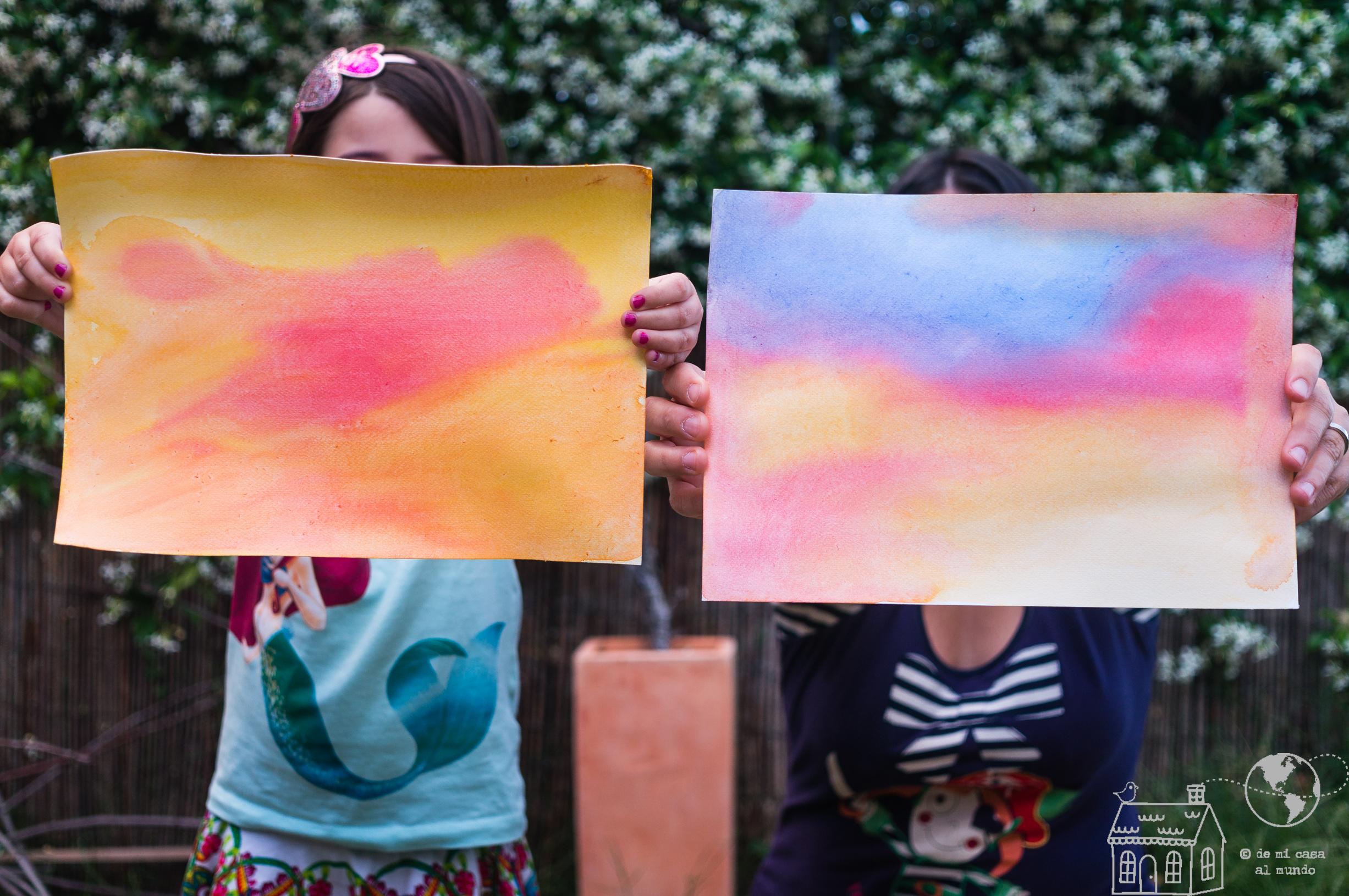 Ideas Para Celebrar La Primavera Con Ninos De Mi Casa Al Mundo