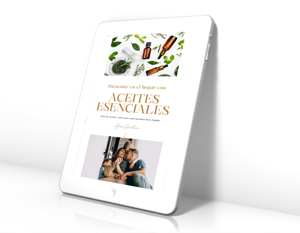 [Ebook] Bienestar en el hogar con aceites esenciales
