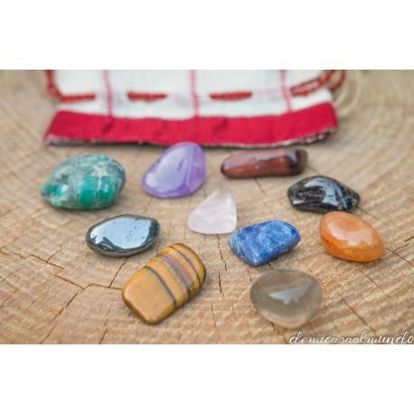 bolsita piedras semipreciosas