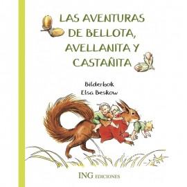 Las aventuras de bellota, avellanita y castañita, cuentos waldorf