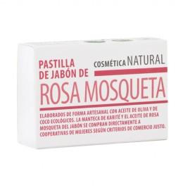 Jabón de manos rosa mosqueta bio