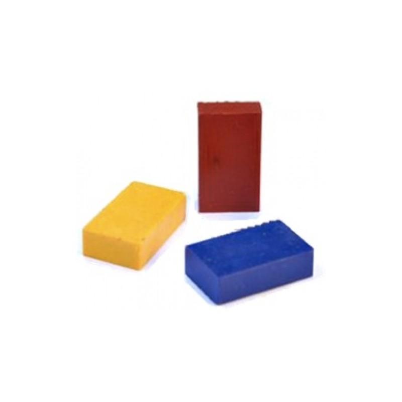 3 bloques de cera Stockmar