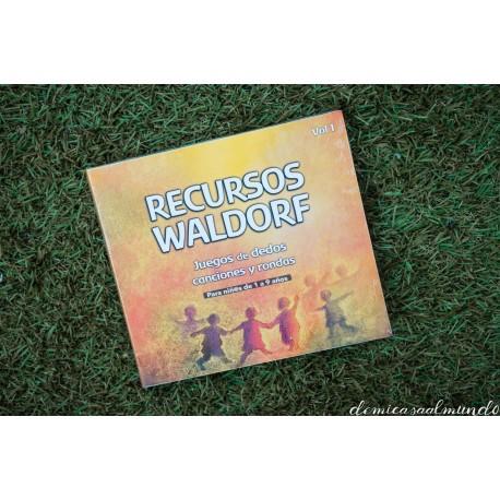 DVD Recursos Waldorf