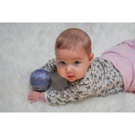 pelota de lana cardada Atelier