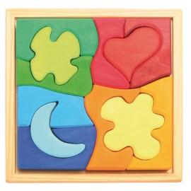 Puzzle formas