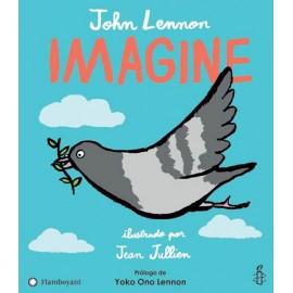 IMAGINE de John Lennon, álbum ilustrado