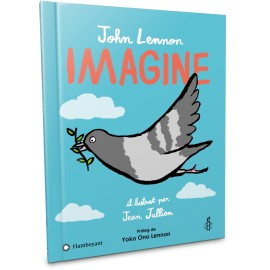 IMAGINE de John Lennon, álbum ilustrado