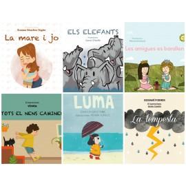 Primer pack de minis català