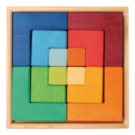 Puzzle Mil formas