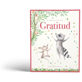 Libro Ejercicio de Gratitud