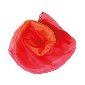 Gran pañuelo de juego de seda FUEGO