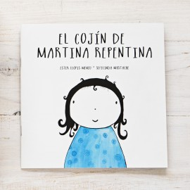 Set El cojín de Martina Repentina