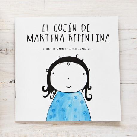 Set El cojín de Martina Repentina