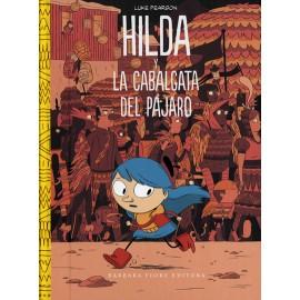 Hilda y la cabalgata
