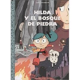 Hilda y bosque