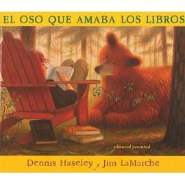 El oso que amaba los libros