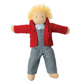 Mi muñeco Waldorf Lou 40 cm