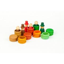set de juego Otoño