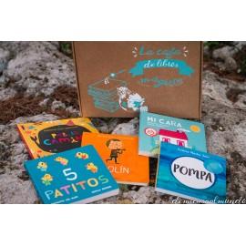 Caja de cuentos con en-CANTO para bebés