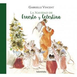 Navidad de Ernesto y Celestina