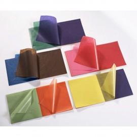 Bloc surtido 250 hojas papel encerado para estrellas Waldorf