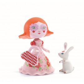 Princesa Elodia & White (Arty Toys Cuentos de Hadas)