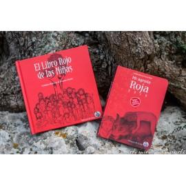 Dúo El libro rojo de las niñas + Agenda Roja 2019